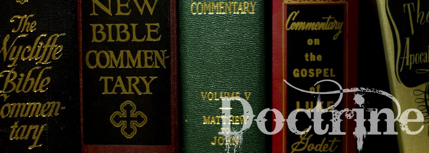 Doctrine Banner
