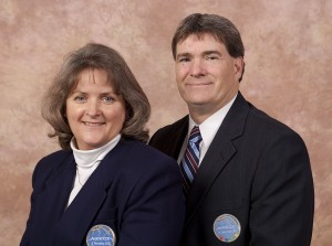 Joe and Jill Cook